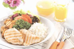 alimnetos para uma refeição saudável