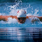 natação nado estilo borboleta