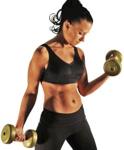 malhar bem com exercícios de musculação