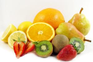 frutas frescas para sucos naturais