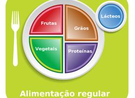 cardápio saudável - composição