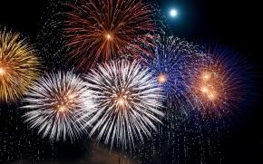Ano novo - comemoração