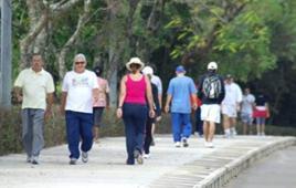 caminhada recomendado para idosos