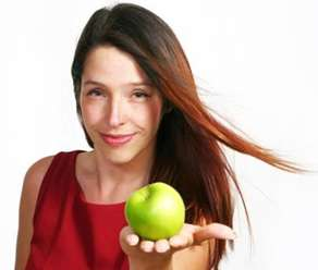 fruta alimentação saudável