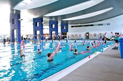 hidroginástica uma ótima atividade física para todas idades