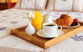 café da manhã bastante saudável