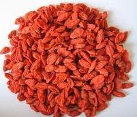 goji berry na forma de fruta seca