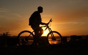 Ciclismo andar de bicicleta