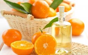 Cesta de laranja