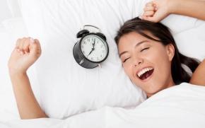 dormir bem algumas horas para um sono reparador
