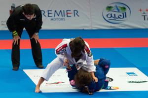 Jiu-Jitsu Feminino