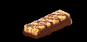 barra de cereal - opção para lanches saudáveis
