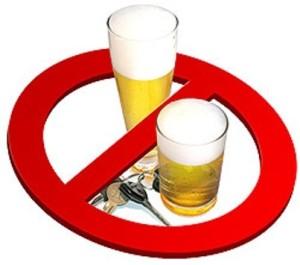 Para beber aqui não deixarei de fumar e serei