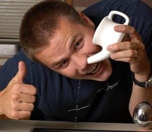 Desentupir nariz com lavagem nasal