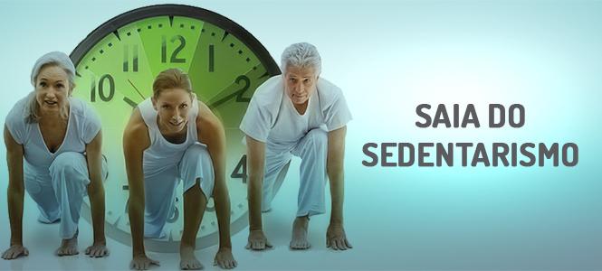 Sair do sedentarismo