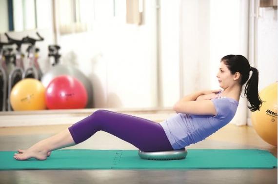Boa postura corporal ajuda perder barriga