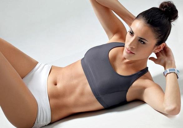 Perder barriga e fazer exercícios abdominais para tonificar