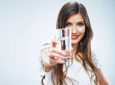 Água nas dietas para emagrecer
