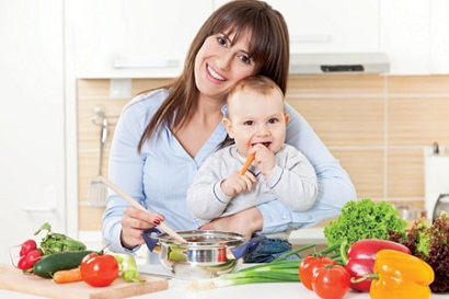 Como emagrecer depois da gravidez comendo bem