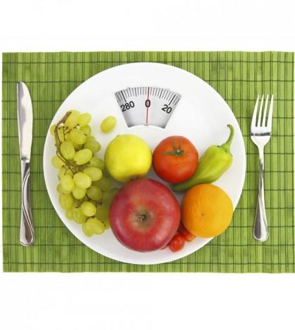 Dietas saudáveis incluem frutas
