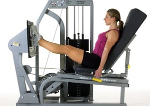 Treinos no leg press