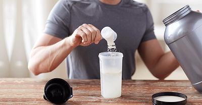 suplementos para ganhar peso e massa muscular