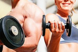 Os benefícios da musculação promovem mais saúde