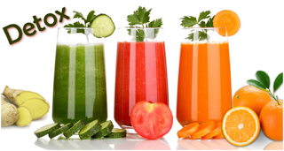 Remédios naturais para emagrecer incluem os sucos detox