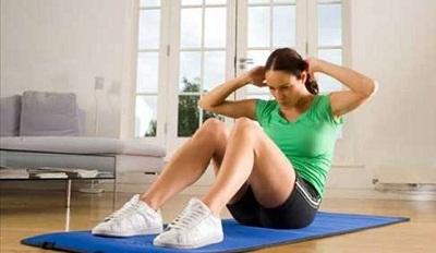 Exercícios funcioanis em casa para tonificar o abdômen