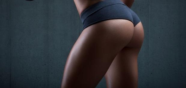 aumentar o tamanho do bumbum com exercícios
