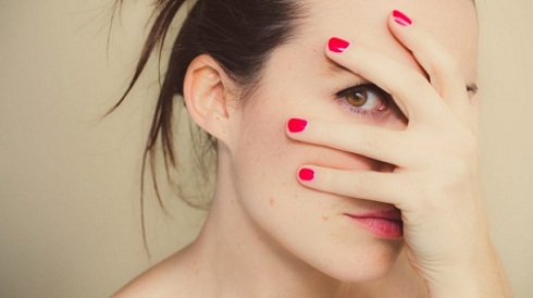 Dermatite seborreica causa constrangimento