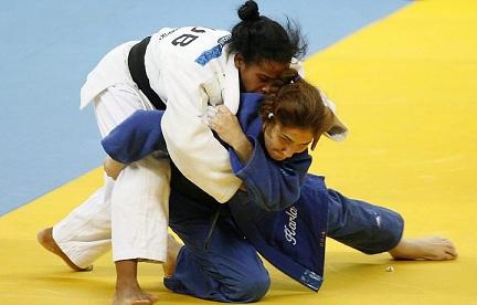 Judô Esportes adaptados para deficientes
