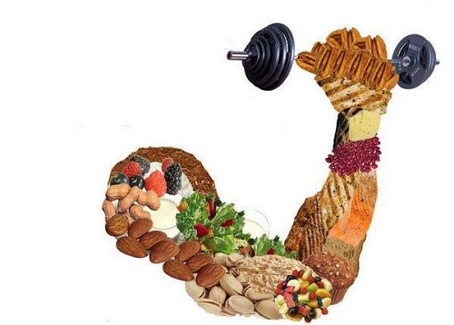 Alimentar direto para ter o ganho de massa muscular