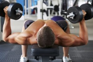 Treinos para o ganho de massa muscular