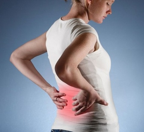 O fortalecimento da musculatura evita dores lombares