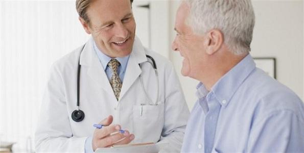 doenças que afetam a saúde dos homens - consulta médica