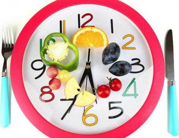 Para ter uma alimentação equilibrada coma de três em três horas