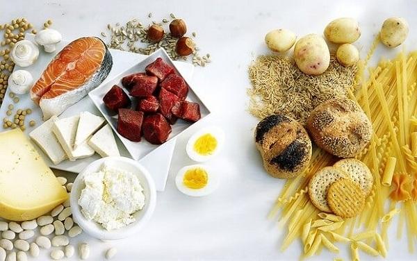 Carboidratos e proteínas para ter uma alimentação saudável