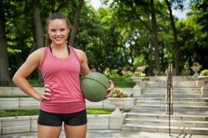 Os melhores exercícios com medicine ball