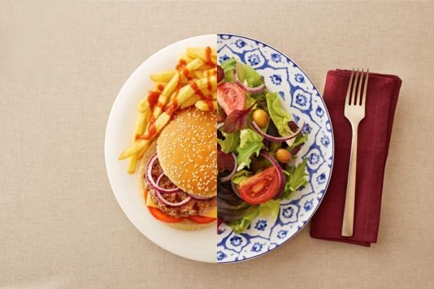 Como ser mais saudável fisicamente se alimentando direito